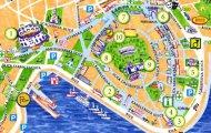 карта Пула - Истрия