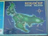 карта о. Колочеп