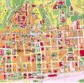 карта Загреб