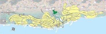 карта Цриквеница