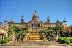 Барселона  Города Испании  Наша Испания