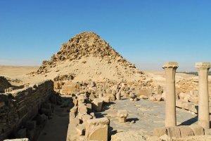 Фотография Пирамида Сахура,Каир
