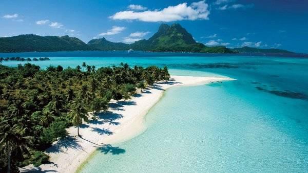 Свадебный месяц на Таити