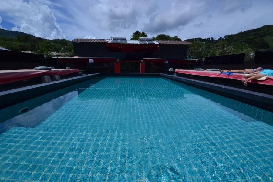 Отель Sharaya Residence Patong 3* (Патонг, Таиланд)