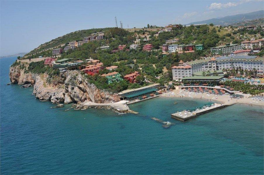 Отель Senza The Garden Beach Club 5* (Турция, Аланья) -  цены, фото, отзывы туристов, забронировать Senza The Garden Beach Club на официальном сайте SaleTur.ru