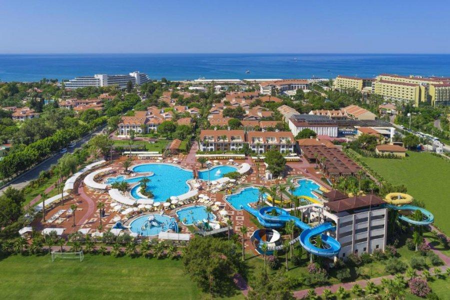 Отель Club Hotel Turan Prince World 5* (Турция, Сиде) - цены, фото, отзывы туристов, забронировать Club Hotel Turan Prince World на официальном сайте СейлТур