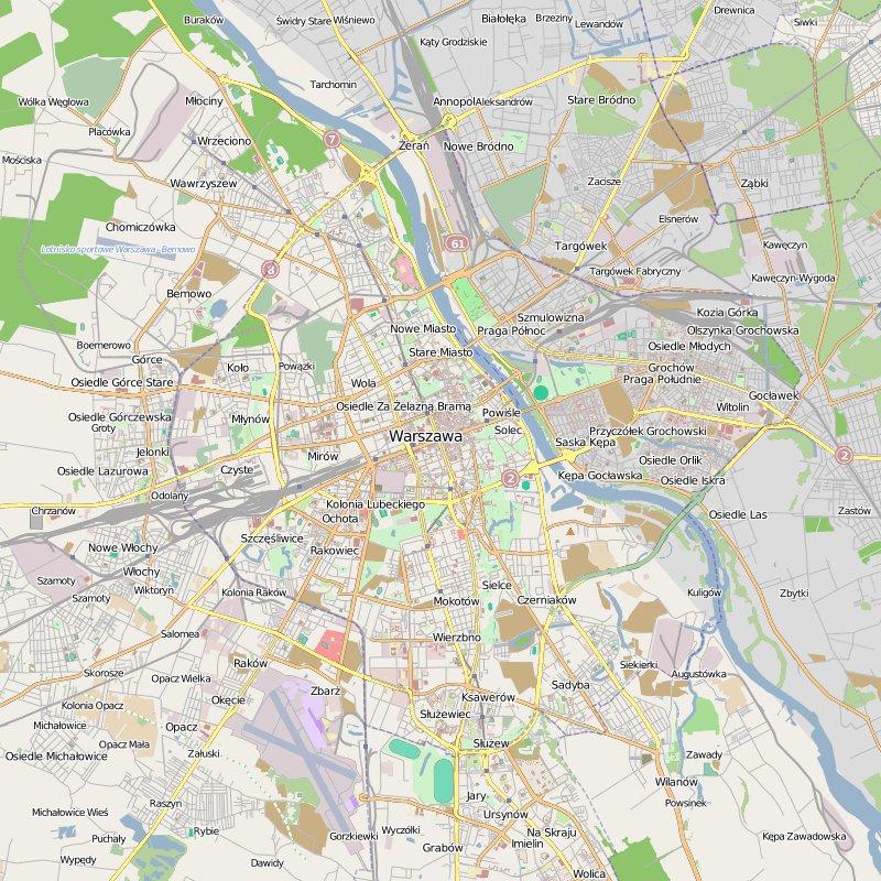 карта варшавы с улицами и районами предприимателя: Индивидуальный предприниматель