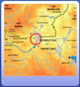 Karty Velingrada Bolgariya Podrobnaya Karta Velingrada Na Russkom