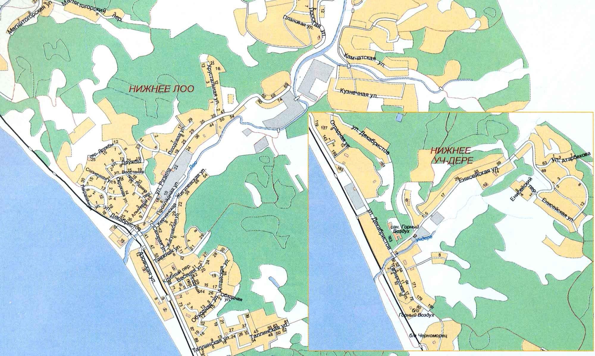который долгое лоо побережье фото и карта собой транспорт