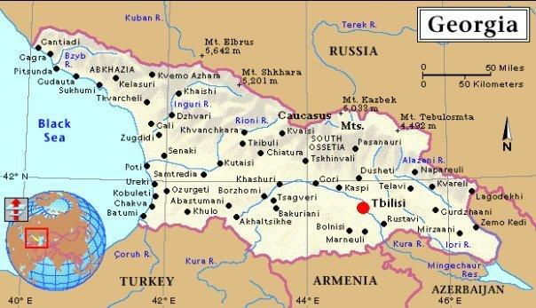 Karty Kobuleti Gruziya Podrobnaya Karta Kobuleti Na Russkom Yazyke S