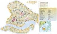 Карта Венеция