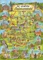 карта города Шварцвальд