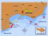 карта Падангбэй