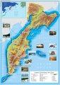 Туристическая карта Камчатского края