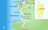 карта Сурин