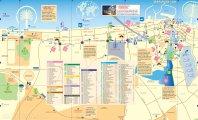 карта Джумейра