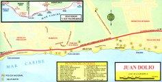 карта Хуан Долио
