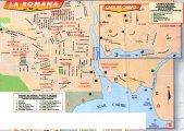 карта Ла Романа