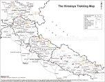 карта курорта Гималаи