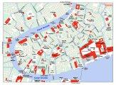 карта курорта Венеция