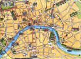 карта курорта Пиза
