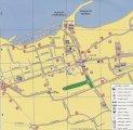 карта курорта Сорренто