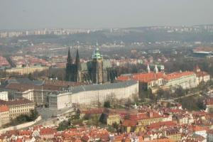 Пражский Град,Прага