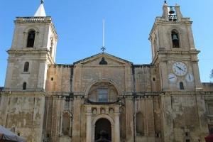 Кафедральный собор Святого Иоанна,Валетта