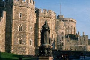 Виндзорский замок лондон